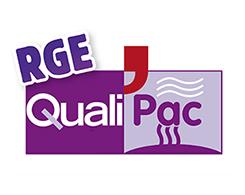 Logo RGE Quali Pac