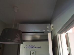 climatisation reversible